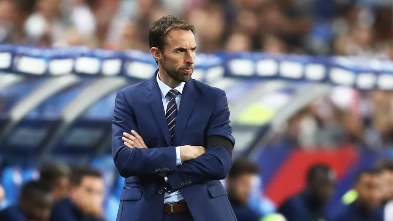 Gareth Southgate faces more selection decisions with so many absentees