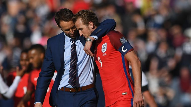 Gareth Southgate insists Kane is in top form