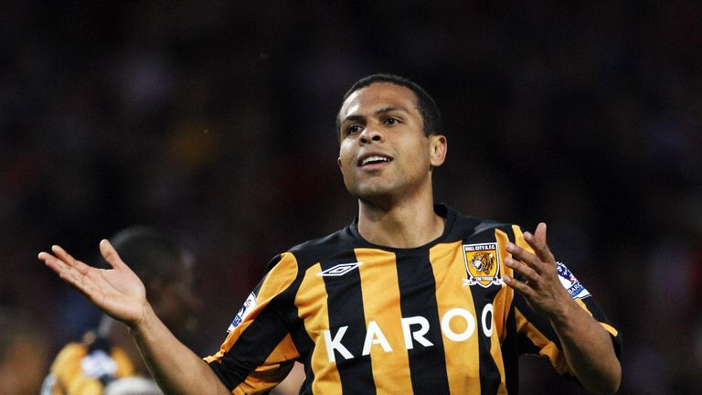 Geovanni netted in Hull's win at the Emirates