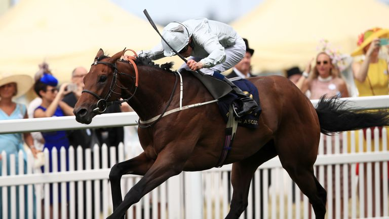 Permian and William Buick land the King Edward VII