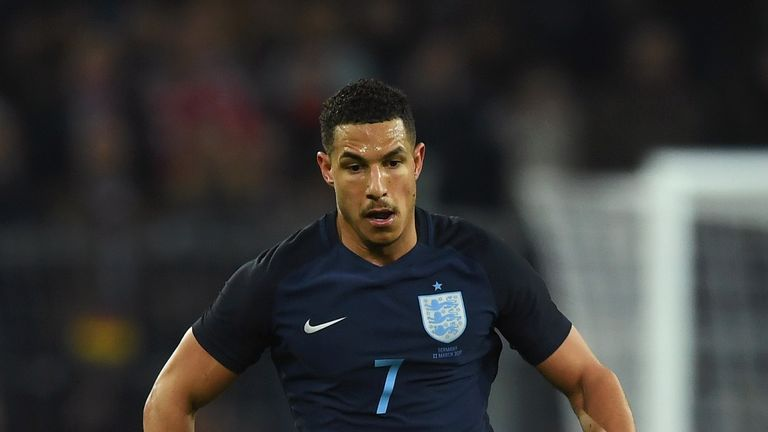 Jake Livermore comes in as midfield cover for the injured Winks