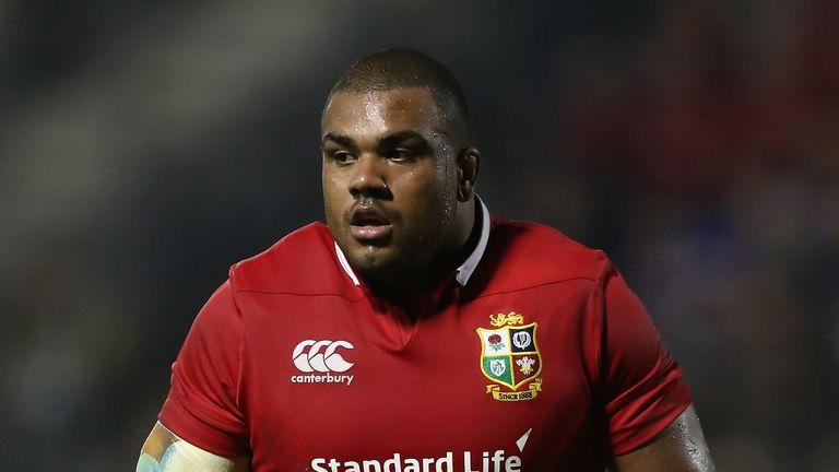 Lions prop Kyle Sinckler was arrested by released without charge