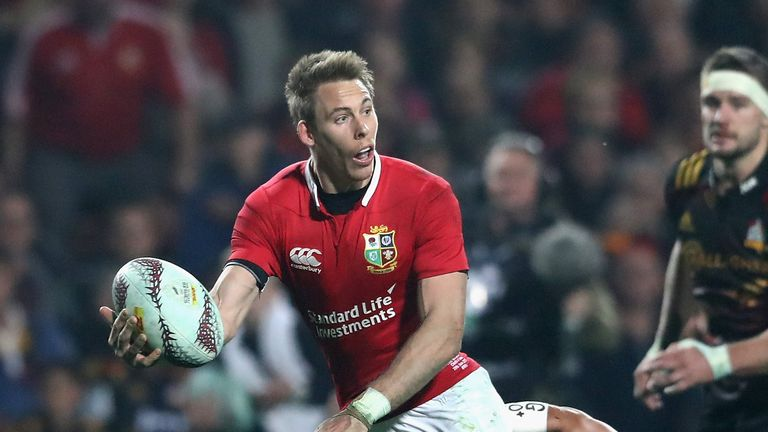 Gatland added that full-back Liam Williams played his way into Test selection such were his displays