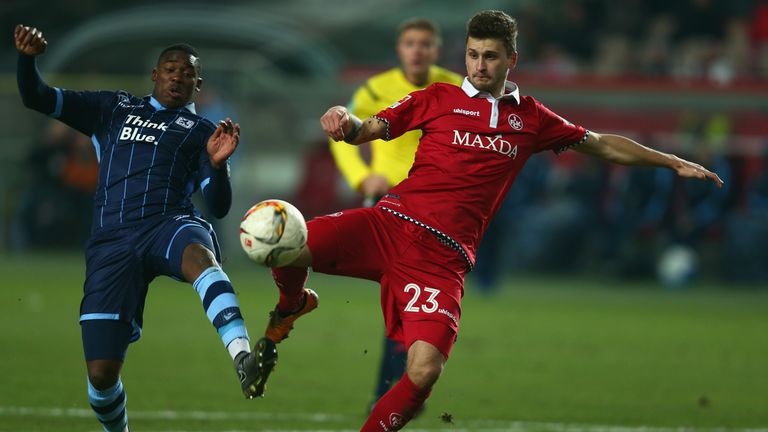 Mateusz Klich was wanted by former manager Garry Monk last summer
