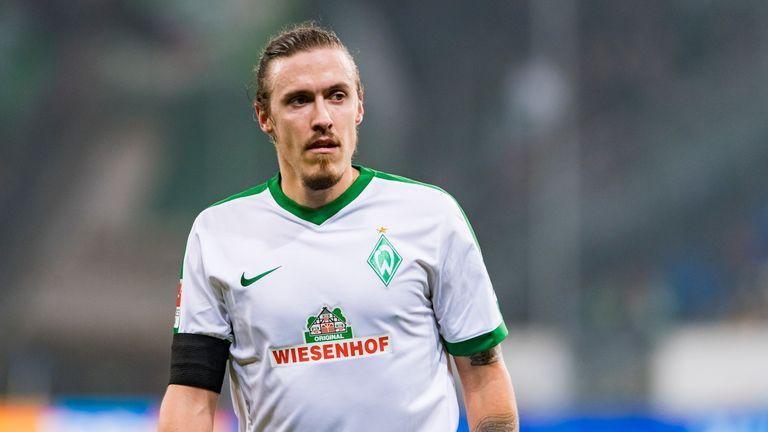 SINSHEIM, GERMANY - DECEMBER 21: Max Kruse of Bremen is seen during the Bundesliga match between TSG 1899 Hoffenheim and Werder Bremen at Wirsol Rhein-Neck