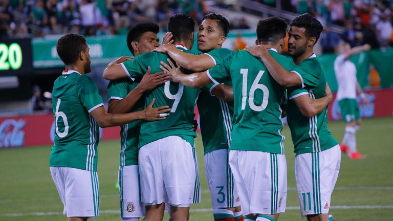 Mexico will take part in Russia next summer