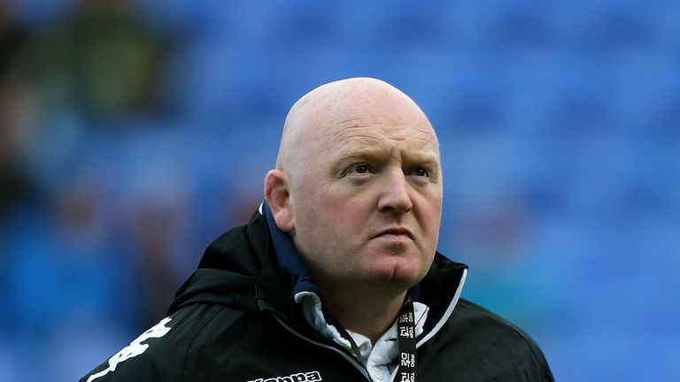 Former Grenoble coach Bernard Jackman has taken charge at the Dragons