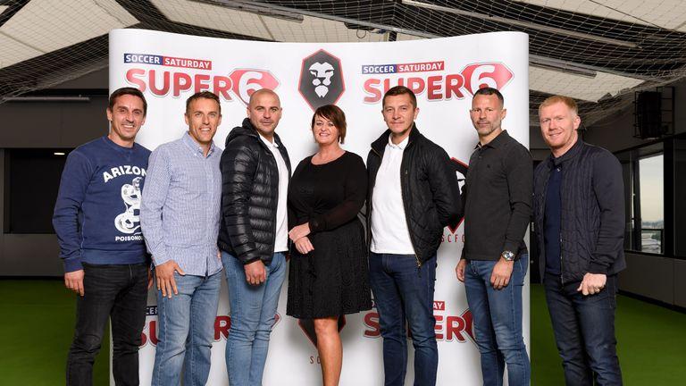 EMBARGOES 03/07/17 10AM: Salford City / Super 6 Sponsorship
