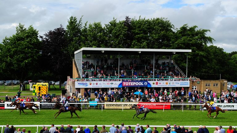 Salisbury - forced to abandon this afternoon's meeting