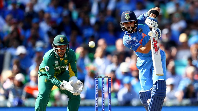 Is Virat Kohli the best batsman chasing in world cricket? Michael Atherton thinks so