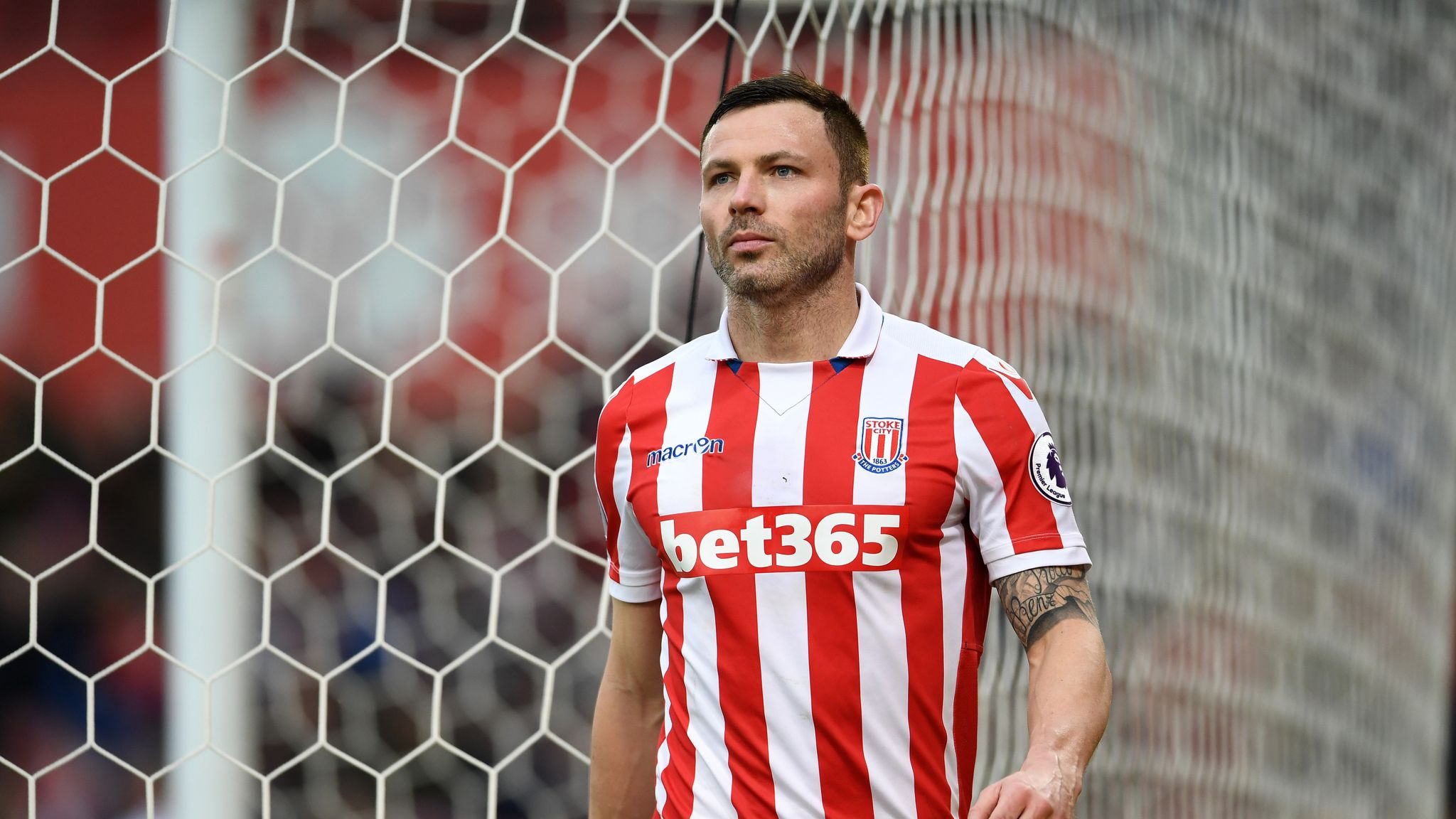 Burnley Sign Phil Bardsley From Stoke City Football News Sky