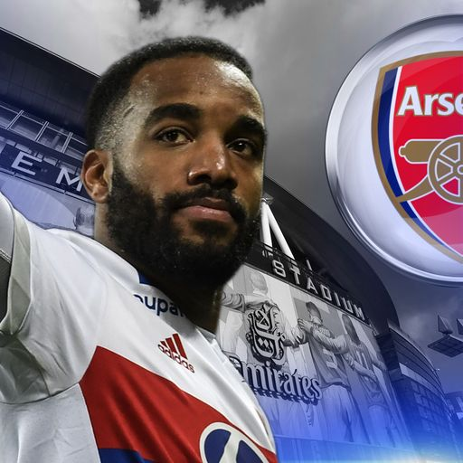 Is Lacazette the answer?