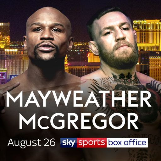 Mayweather-McGregor on Box Office