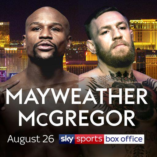 Mayweather v McGregor: Further information
