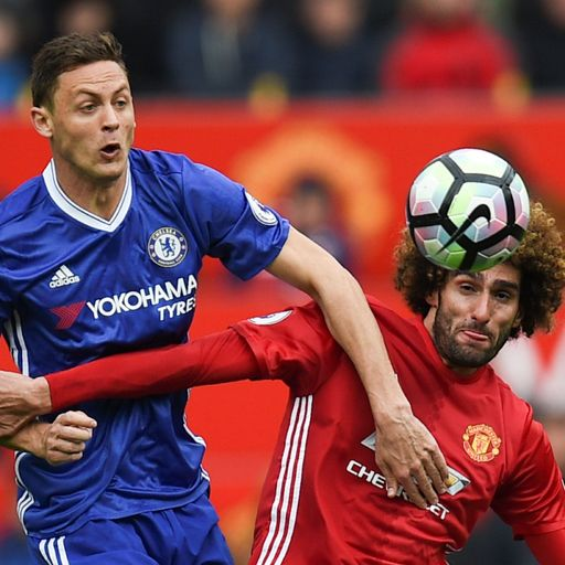 Why Matic is the man for Mourinho