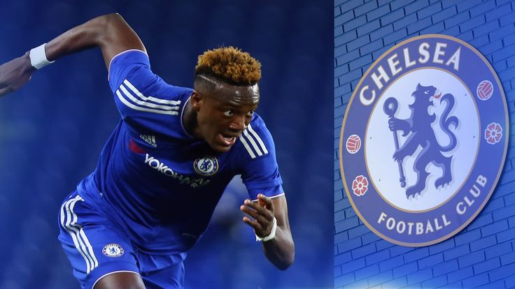 Chelsea forward Tammy Abraham impressed for the England Under-21 team this summer