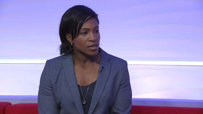 The 37-year-old says she recognises the view of some current players that not enough is being done