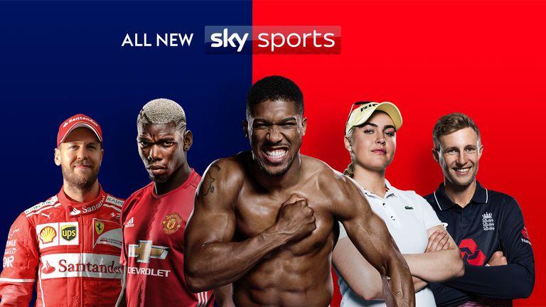 All New Sky Sports