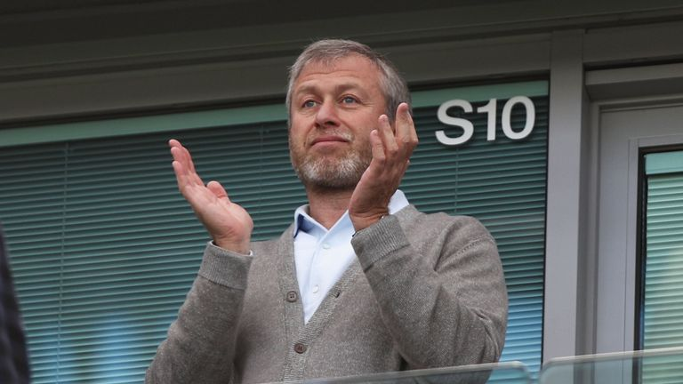 Chelsea owner Roman Abramovich oversaw player sales which helped the club record an overall profit