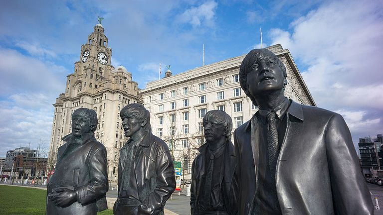 Liverpool is bidding to host the 2022 Commonwealth games