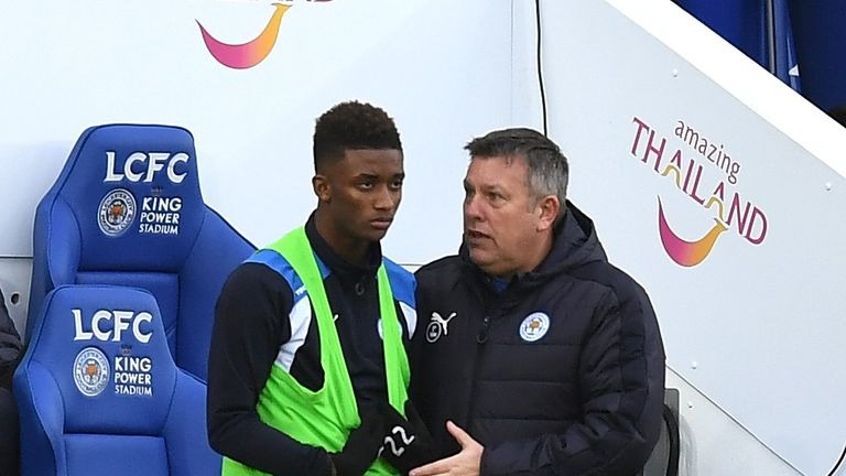 Craig Shakespeare wants Demarai Gray to stay at Leicester beyond this summer