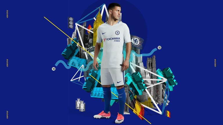 more photos 6cf0b 01ee2 Chelsea launch new Nike kit for 2017/18 Premier League ...