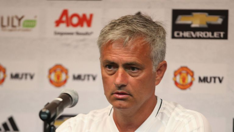 Jose Mourinho says maybe he is 'too ambitious' as he targets Fergie's landmark