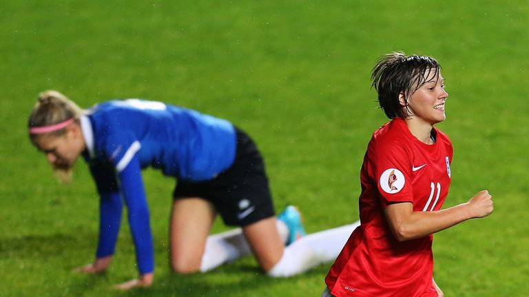Fran Kirby is back in the frame after injury and on a scoring streak