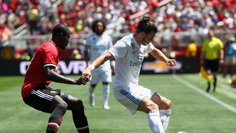 Real Madrid were beaten by Manchester United in their pre-season friendly in the United States last week