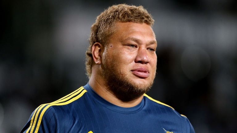 Siua  Halanukonuka will join Glasgow Warriors from Highlanders in October