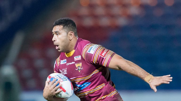 Huddersfield say Sebastine Ikahihifo will be staying at the club