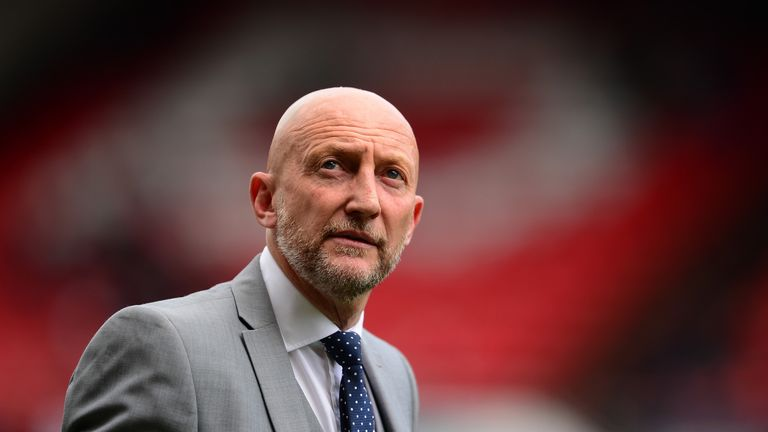 Ian Holloway, manager of Queens Park Rangers