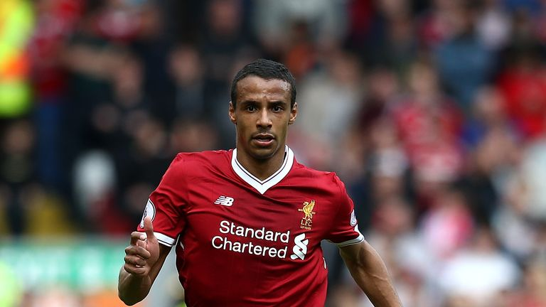 Joel Matip will miss Wednesday's crucial Champions League game against Spartak Moscow