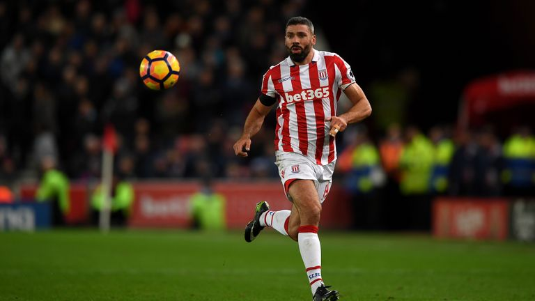 Bardlsey's former Stoke team-mate Jonathan Walters has already signed for Burnley
