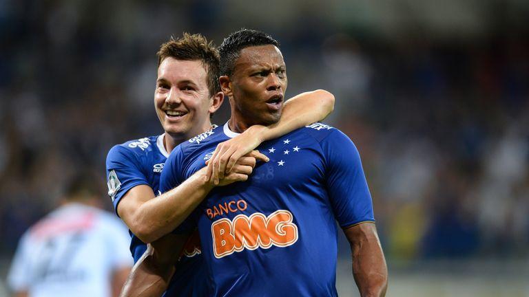 Julio Baptista played for Brazilian side Cruzeiro between 2013 and 2015