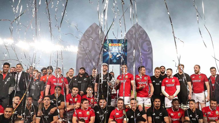 Relive the Lions' memorable tour of New Zealand with a special new review show