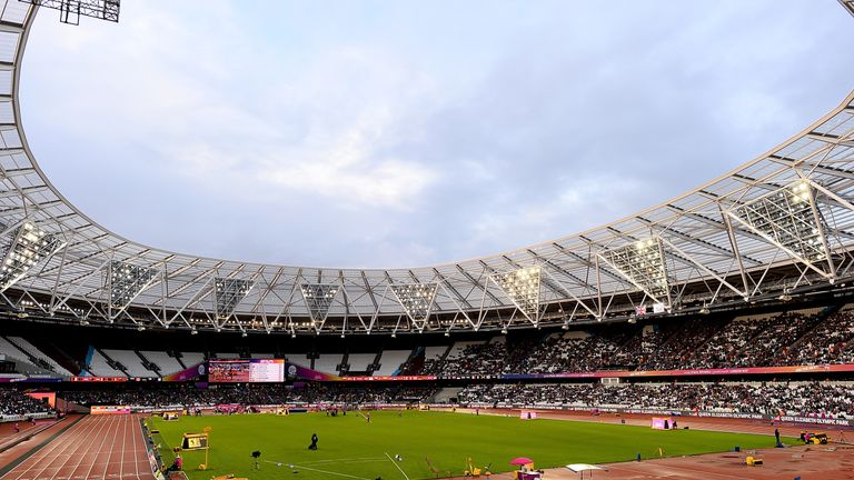 Could the World Para Athletics Championships be back at the London Stadium in 2019?