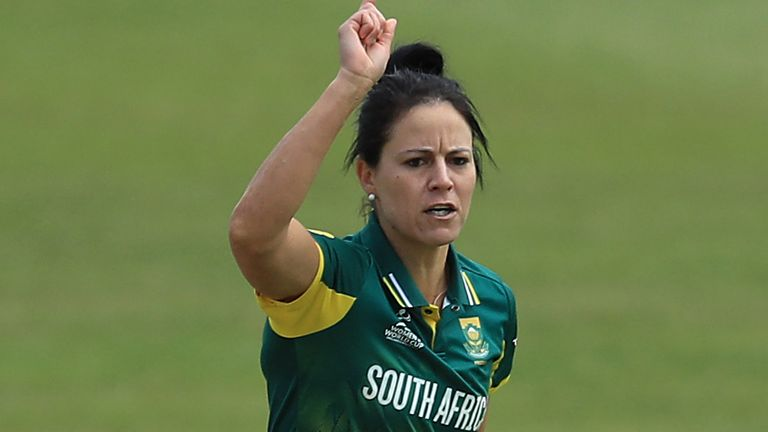 Marizanne Kapp is half of a dynamic new-ball pairing for South Africa alongside Shabnim Ismail