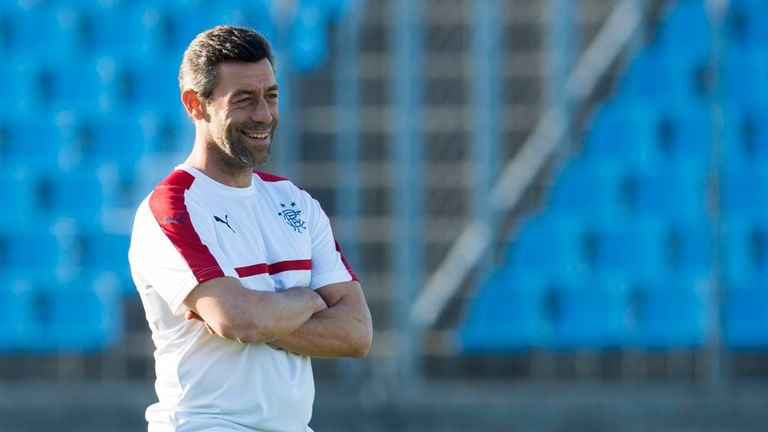 Dorrans would become Rangers manager Pedro Caixinha's ninth summer signing