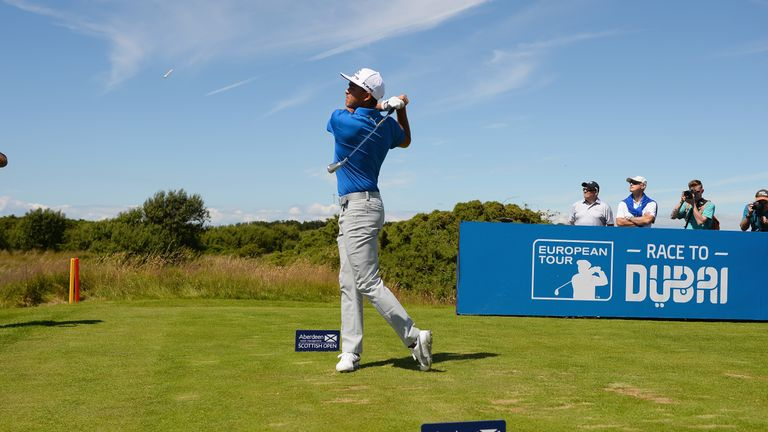 Fowler also took part ahead of the latest Rolex Series event