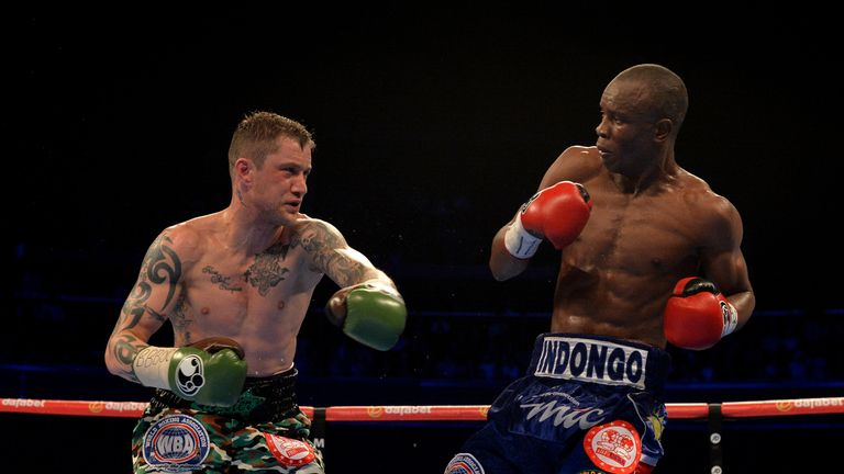 Burns was beaten on points by Julius Indongo in April