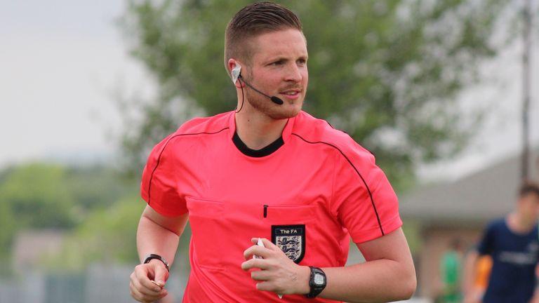 Ryan Atkin, referee