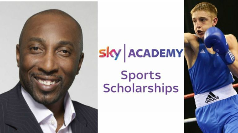 Tony Lester has been leading the Scholarship team since London 2012