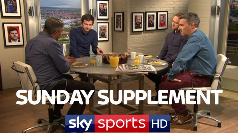 Watch the Sunday Supplement on Sky Sports