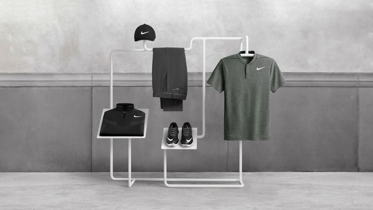 McIlroy's wardrobe for his Friday round at Royal Birkdale