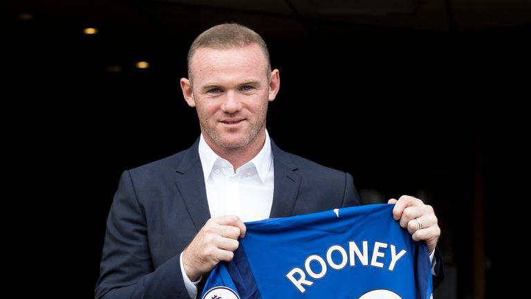 Wayne Rooney will play for Everton in Tanzania