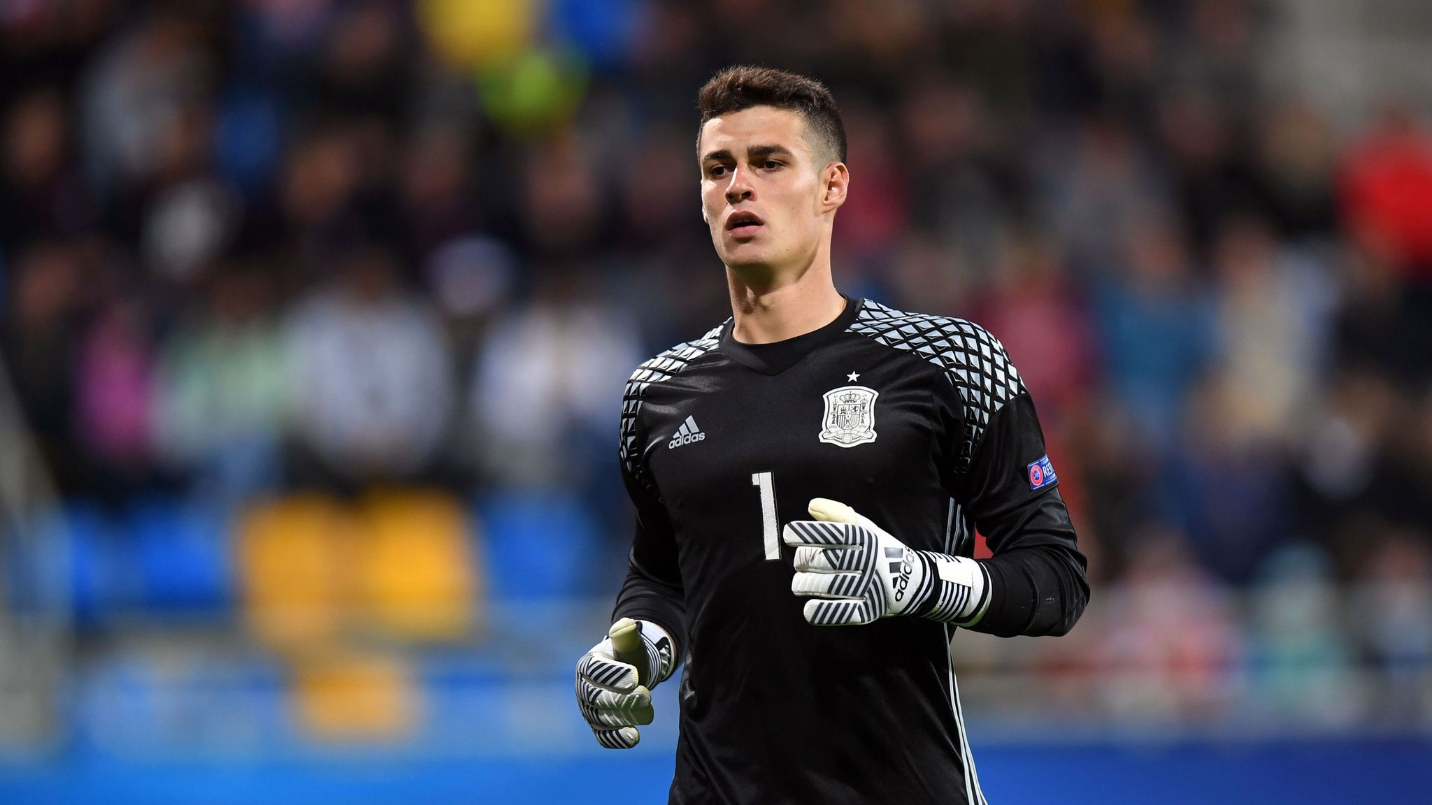 Kepa Arrizabalaga Ends Real Madrid Speculation By Signing Athletic
