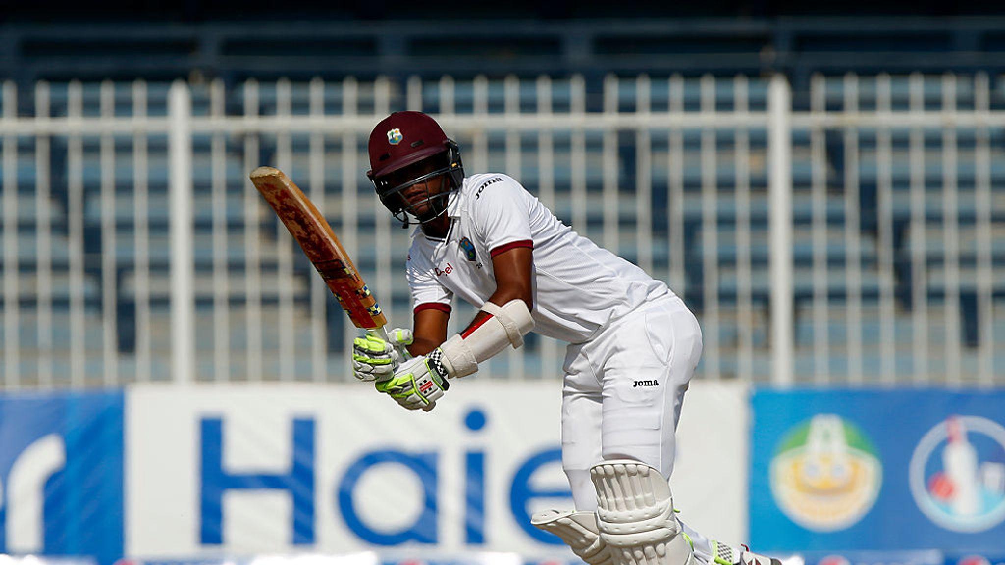 Yorkshire sign West Indies batsman Kraigg Brathwaite