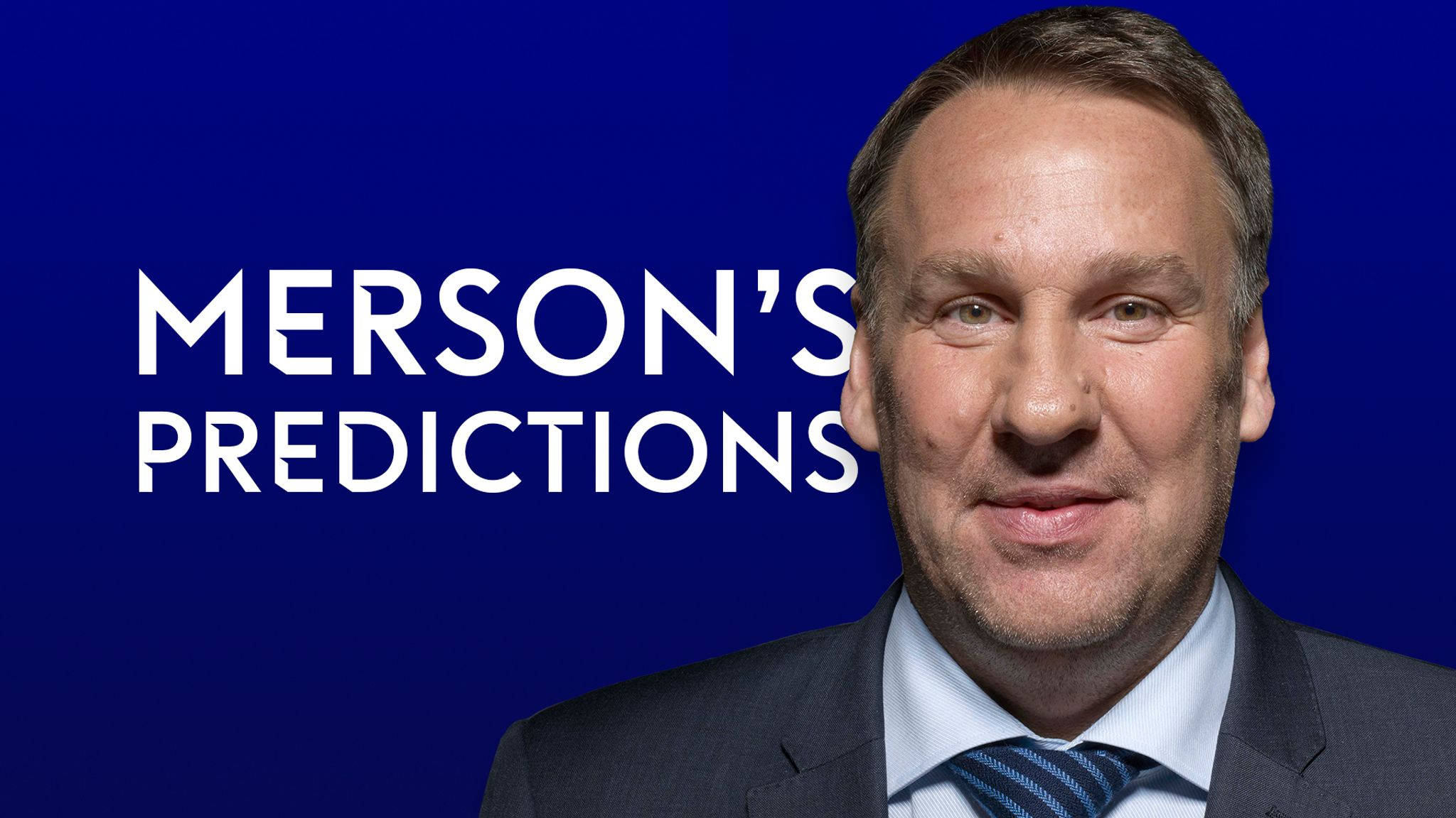 Paul Merson's predictions: Arsenal vs Manchester United
