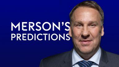 Merson's predictions